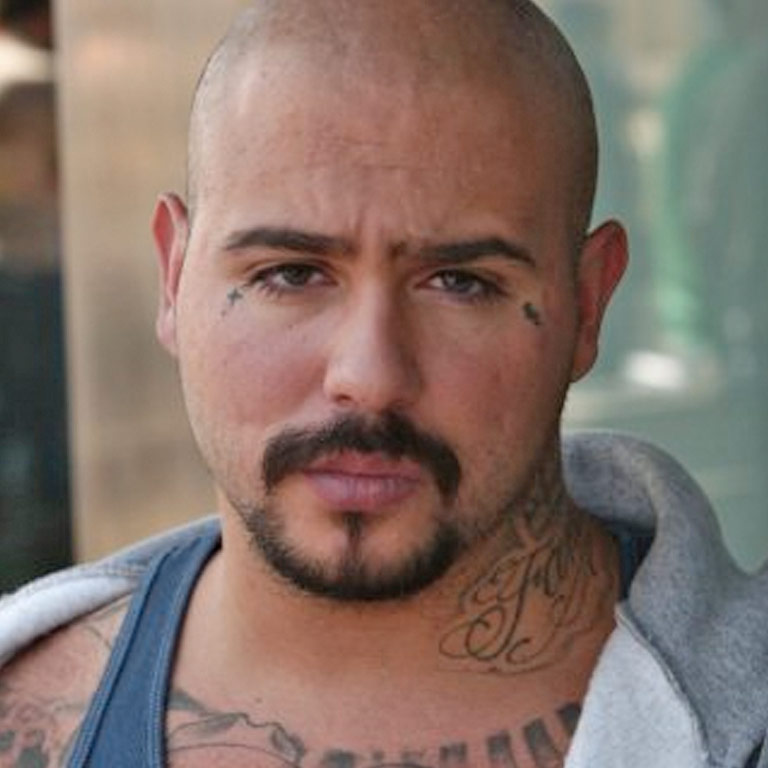 Francis Capra was photographed looking approachable.