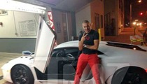 Karim Benzema -- Real Madrid Superstar Rents Lambo in Miami ... for $5k a DAY