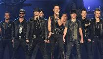 Backstreet Boys & NKOTB -- Stagehand Sues Over Dangerous Man Hole