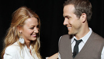 Ryan Reynolds Married to Blake Lively ... According to Cops