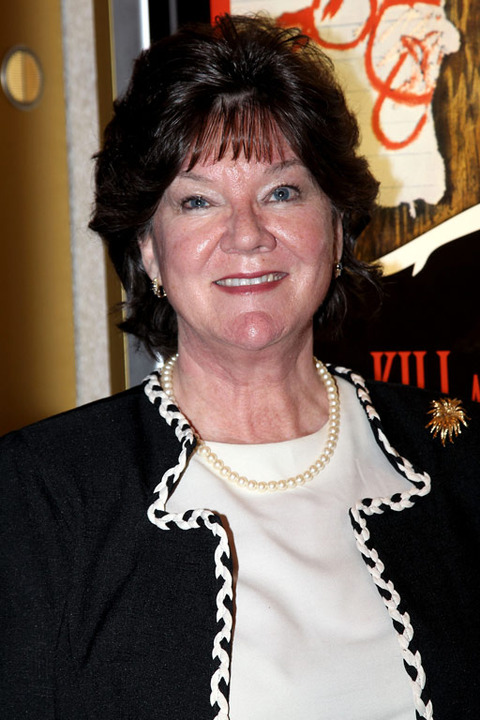 Mary Badham was spotted out looking organic.