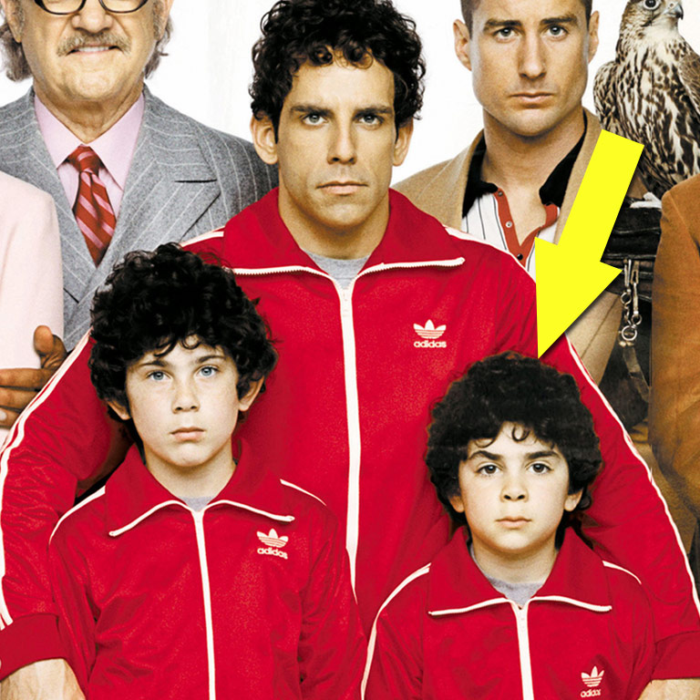 """Grant Rosenmeyer is best known for playing Ben Stiller's youngest son Ari in the 2001 Wes Anderson film """"The Royal Tenenbaums."""""""