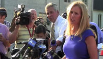 Kerry Kennedy Crash -- I Wasn't on Drugs ... I Had a Seizure