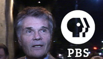 Fred Willard -- Fired from PBS
