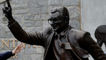 Joe Paterno Statue Removed