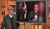 Mel Gibson -- One Word Tirade