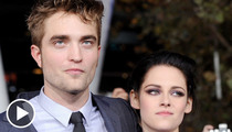 Kristen Stewart -- Up Side to Cheating on Robert Pattinson?