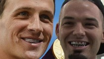 Ryan Lochte -- Paul Wall Designed My Diamond Grillz