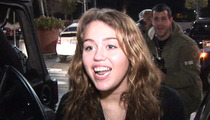 Miley Cyrus -- Cops Race to L.A. Home in Apparent 'Swatting' Prank
