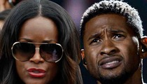 Usher's Ex-Wife -- His Sympathy for My Dead Son is 'BOGUS'