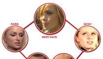 Mary-Kate's Exes Go to Paris ... Hilton!