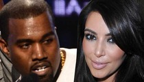 Kanye West -- Kim Kardashian's My 'PERFECT BITCH'