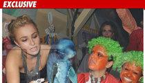 Hayden Panettiere's 21st Birthday -- A Real 'Scream'