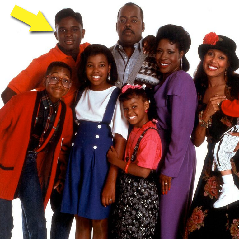 """Darius McCrary is best known for playing Eddie Winslow, opposite Jaleel White, in the '90s family sitcom """"Family Matter."""""""