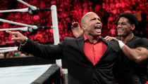 WWE Star Abraham Washington -- I Was FIRED Over Kobe Rape Joke -- WWE Are 'Sell Outs'