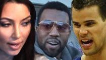 Kim Kardashian -- I'm NOT Asking for a Divorce So I Can Marry Kanye West