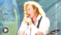 Megadeth Singer Dave Mustaine -- Barack Obama 'Staged' Aurora Shooting Massacre