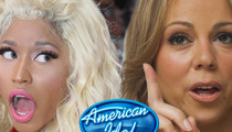 'American Idol' Judges NOT A Done Deal -- and Mariah Carey is PISSED