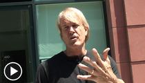 John Tesh Performs 'Roundball Rock' ... in the Street