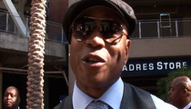 LL Cool J -- Broken-Faced Intruder Faces LIFE IN PRISON