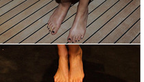 Famous Feet -- Guess Who!
