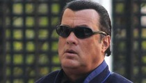 Steven Seagal -- Not Above the Law ... He's a Massive Tax Debtor