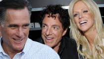 Mitt Romney Event -- Drops $500k on Journey Concert