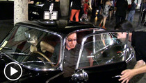 Tim Allen -- Voice of Chevy ... Drives a Jaguar