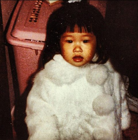 Before she was a television sensation... she was adopted from South Korea and was raised in New York.