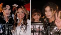 Michael Jackson's Birthday -- La Toya & Paris Jackson ... Party with MJ Impersonator