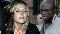 Heidi Klum -- An Angry Seal Is After Me!