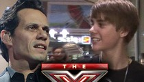 Marc Anthony -- Set To Battle Justin Bieber ... on 'X Factor'