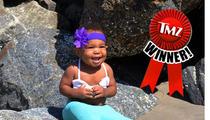 TMZ's Annual Beachin' Baby Photo Contest -- WINNER!