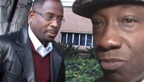 Martin Lawrence -- Michael Clarke Duncan Will be Missed ... Tremendously