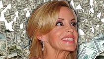 Camille Grammer To Score $30 Million in Kelsey Grammer Divorce