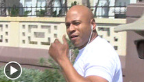 LL Cool J -- Back to Work After PUMMELING Home Invader
