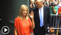 Heidi Klum Gives NEW Bodyguard a Shot