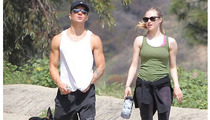 Ryan & Amanda -- Working It Out Together