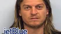 JetBlue to Passengers -- Here's $50 for Babysitting Puddle of Mudd