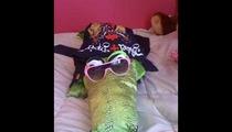 Snooki's Ex-BF Emilio Masella -- Her Baby Hijacked My Crocodile!