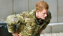 Prince Harry -- Taliban Vows to 'Kill or Kidnap' the Prince