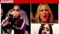 Ludacris -- $100,000 for Millionaire's Xmas Party