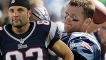Wes Welker -- Tom Brady is 'Toughest Metrosexual I've Ever Met'