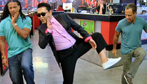 Psy -- The Genital-Thrusting NEW Dance Move
