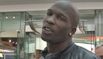 Chad Johnson Charged with Battery