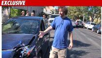 Roast King Jeff Ross Wrecks in Hollywood