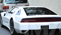 Will.i.am -- My Ugly Car HAS RETURNED!!! [PHOTO]