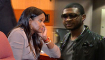 Usher's Ex-Wife -- Shut Down By Custody Judge -- Again
