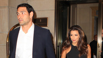 Mark Sanchez & Eva Longoria -- Fancy French Night