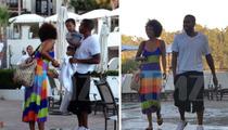 Nas & Kelis -- Romantic Getaway, Minus the Romance